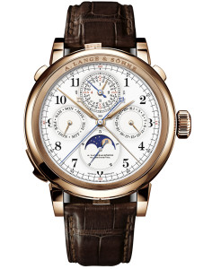 A. Lange & Söhne – The Grand Complication
