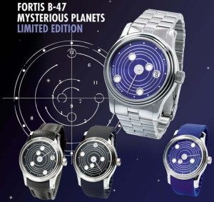 Fortis B-47 Mysterious Planets