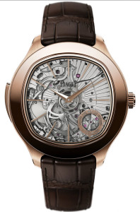 Piaget - the Emperador Coussin Automatic Minute Repeater